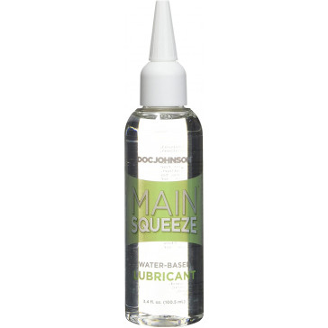 Doc Johnson Main Squeeze - Water based Lubricant