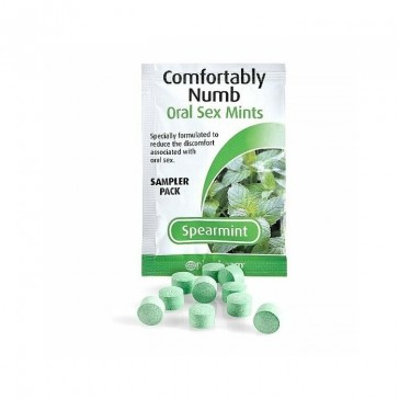 CONFORTABLY NUMB SPEAR MINT