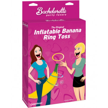 Infatable Banana Ring Toss | Juego Inflable | Sexshop