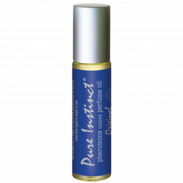 PURE INSTINCT Pheromone Unisex Perfume Oil Roll-On