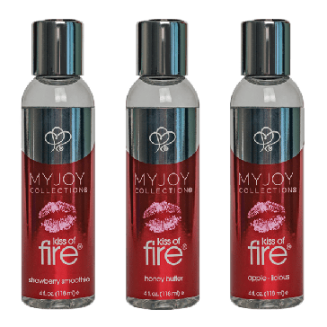 MyJoyCollection — Kiss of Fire