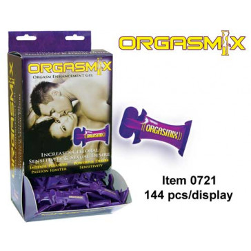 Orgasmix Pillow | Liquido Multiorgasmico | Sexshop