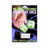 Foreplay Dice - Dados Para Juegos Eroticos - Espanol
