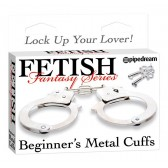 Beginners Metal Cuffs - Esposas de Metal