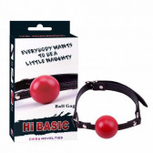 Mordaza Ball Gag - Hi Basic