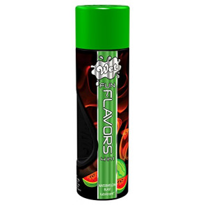 Wet Fun Flavors 4 en 1 - Patilla| Lubricante Multiuso
