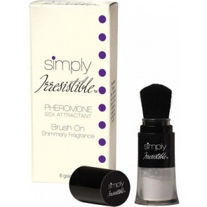 SIMPLY IRRESISTIBLE BRUSH ON