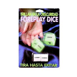 Foreplay Dice | Dados Para Juegos Eroticos | Sexshop