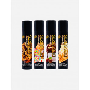 lubricante | caliente | comestible | wet