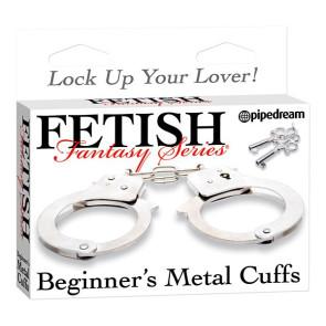 Fetish Fantasy | Esposas de Metal | Tutiendasexy.com