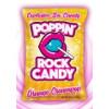 POPPIN ROCK CANDY - Caramelos Explosivos para el sexo oral - Naranja Creampop