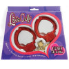 Love Cuffs - Heart Shaped - Red